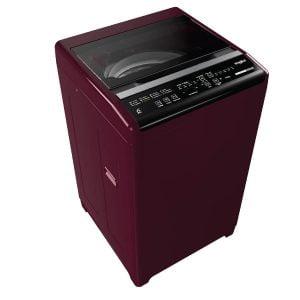 Whirlpool Whitemagic Premier 7 Kg 5 Star GenX Fully Automatic Top Load Washing Machine Hard Water Wash, Wine, 31468