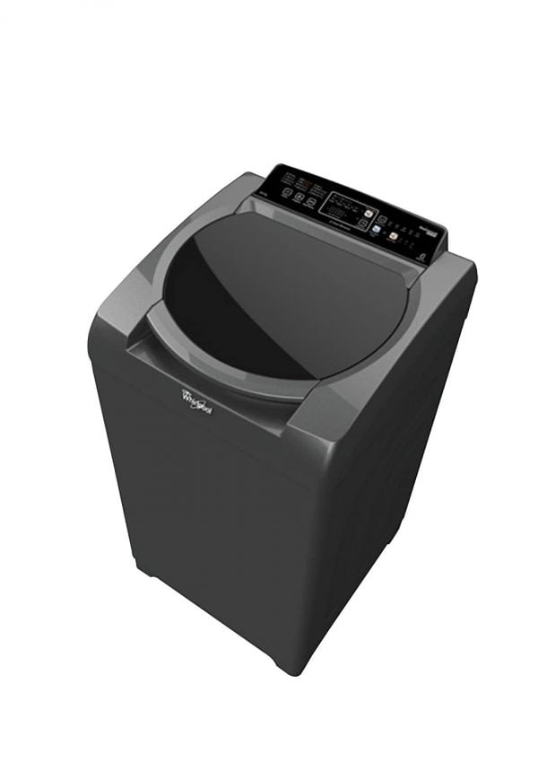 WHIRLPOOL TOP LOADING 6.2 KG SW ULTRA GRAPHITE (31353)