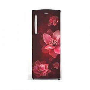 Whirlpool 200L 215 IMPRO PRM 3S Direct Cool Refrigerator Wine Mulia (71632) - Kay Dee Electronics