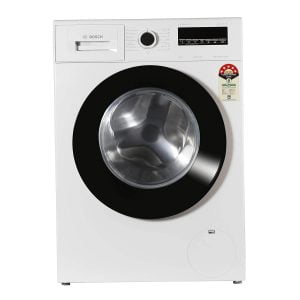 Bosch WAJ24267IN 8 Kg Inverter Fully-Automatic Front Loading Washing Machine, White