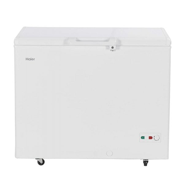 Haier HCC 345HC, 319 liters, Hard Top, Convertible Deep Freezer White - Kay Dee Electronics