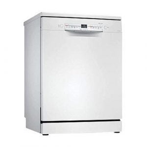 Bosch (SMS6ITW00I) 13 Place Settings free-standing Dishwasher, White