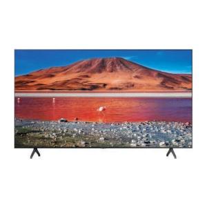 Samsung 108 cm (43 inches) 4K Ultra HD Smart LED TV UA43TU7200KXXL (Titan Gray)