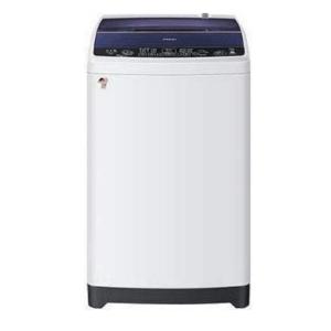 Haier (HWM60-1269DB) 6 kg Fully-Automatic Top Loading Washing Machine, Moonlight Grey