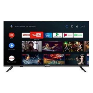 Haier 126cm (50 inch) Ultra HD (4K) LED Smart Android TV (LE50K6600HQGA)