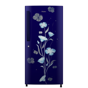 Haier 195 L (HRD-1953CMF-E) 3 Star Direct-Cool Single Door Refrigerator, Marine Freesia