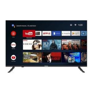Haier LE43K6600GA Bezel Less Google Android LED TV - Smart AI Plus