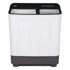 Haier HTW70-178BK 7 Kg Semi-Automatic Top Loading Washing Machine (Black)
