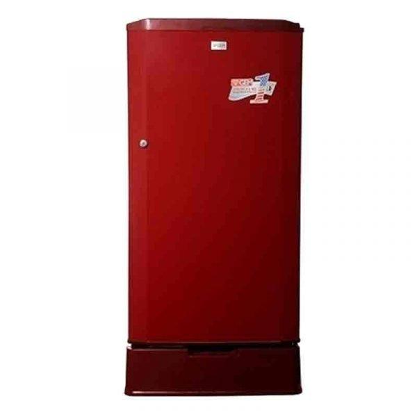 Gem GRDN-1751BRTC INOX RED (170 Ltr) Single Door Refrigerator